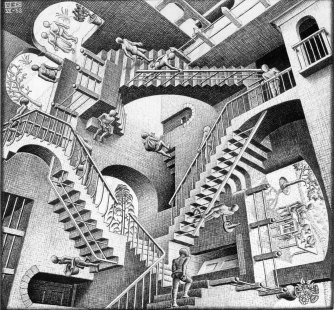 Escher_Illusions_Stairs